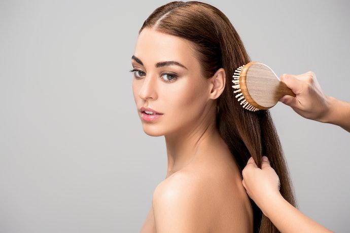Rambut rusak: Kandungan penuh nutrisi untuk menguatkan rambut