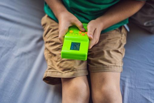 Permainan dengan baterai, lebih menarik dan atraktif