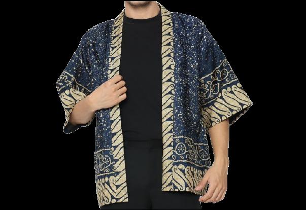 Cardigan kimono, coat, dan kemeja luaran: Gaya edgy kekinian