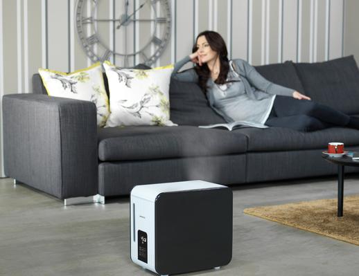 Stationer humidifier: Cocok untuk ruangan yang lebih luas