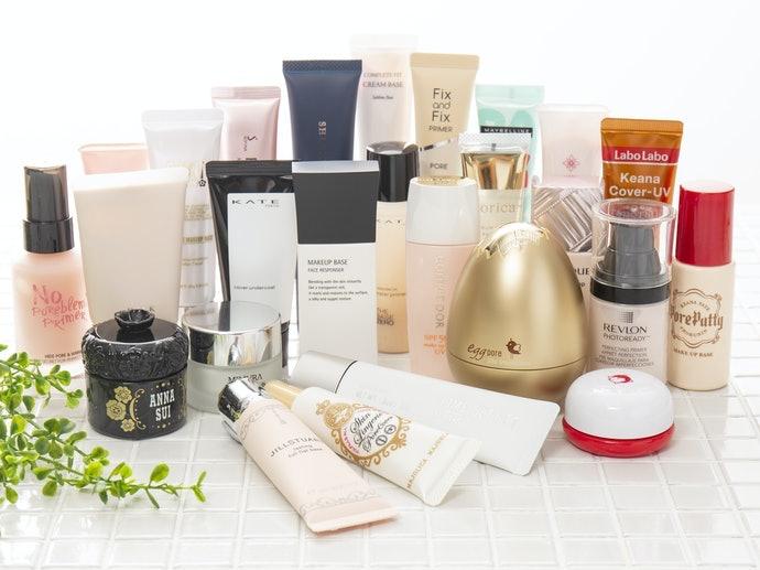 Review produk makeup primer terpopuler untuk menutupi pori-pori wajah