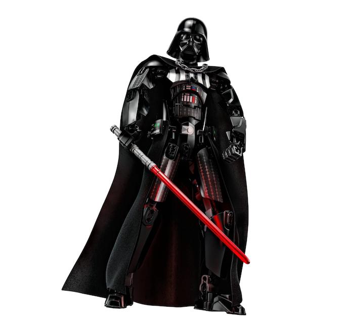 Episode I—IX: Memopulerkan Darth Vader hingga Stormtrooper