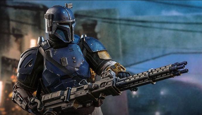 Cek aksesori action figure Star Wars