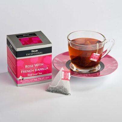 Lebih praktis dengan teh celup