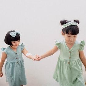 10 Rekomendasi Dress Anak Terbaik (Terbaru Tahun 2021) 3