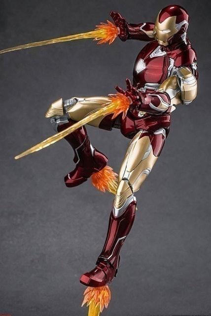 Morstorm Iron Man Mark LXXXV 1/9 Scale Plastic Model Kit 1