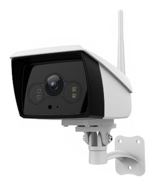 Vimtag  IP White Light Security Camera 1