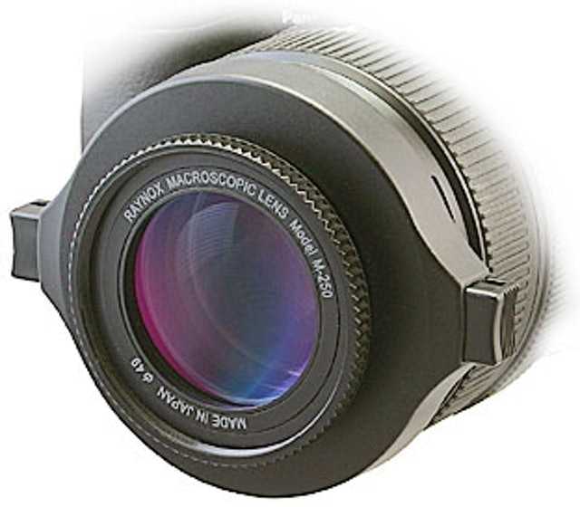 Raynox Super MacroScan Conversion Lens 1