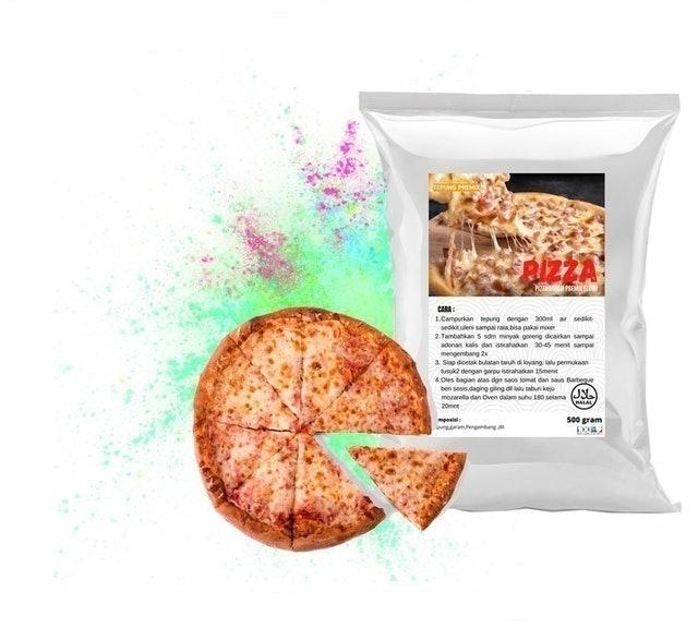 Alanisafoods Tepung Premix Pizza 1