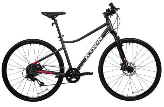 Decathlon B'Twin Hybrid Riverside 500 C1 1