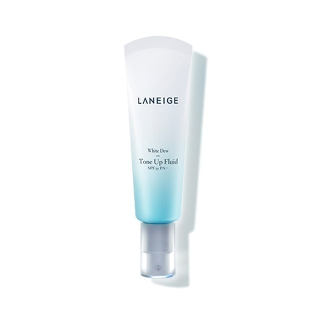 Amorepacific LANEIGE White Dew Tone Up Fluid SPF 35 PA++ 1