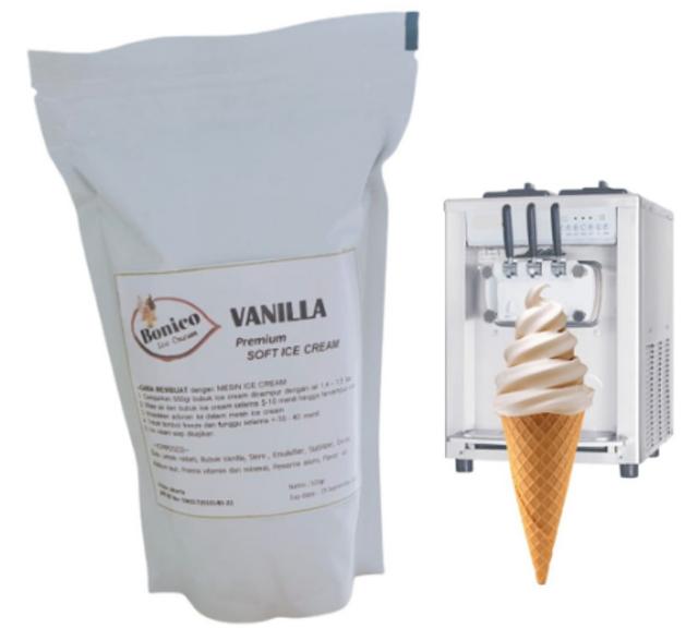 Bonico Premium Soft Ice Cream  1