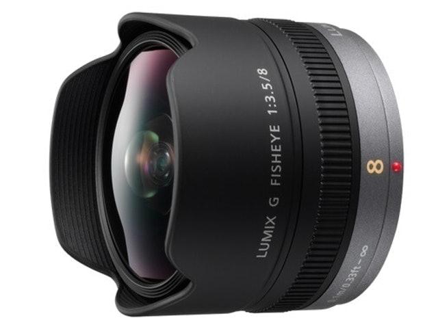 Panasonic LUMIX G Fisheye Lens 8mm F3.5 Micro Four Thirds 1