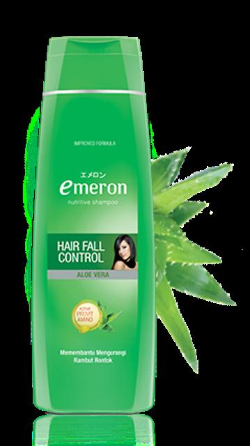 Lion Wings Emeron Nutritive Shampoo Hair Fall Control 1