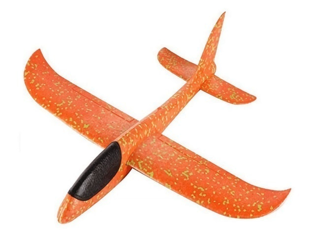 Hand Throwing Airplane Toys 1