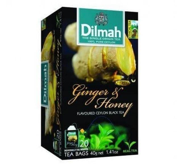 Dilmah Ginger & Honey 1