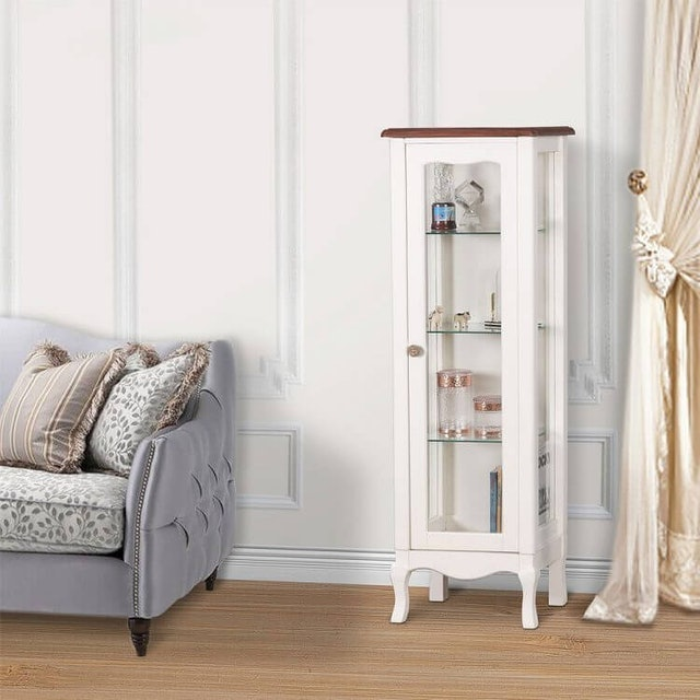 Olympic Furniture Display Cabinet 1
