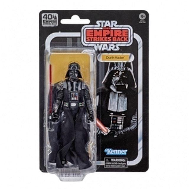 Kenner 40th Anniversary Star Wars The Empire Strikes Back Darth Vader 1