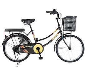 10 Rekomendasi Sepeda Keranjang Terbaik (Terbaru Tahun 2021) 2