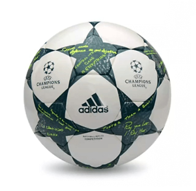 Adidas UCL Finale 16 Official Game Ball 1