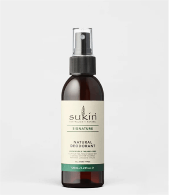 Sukin Natural Deodorant Signature 1