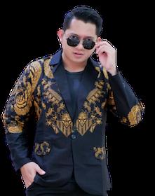10 Outer Batik Terbaik untuk Pria (Terbaru Tahun 2021) 1