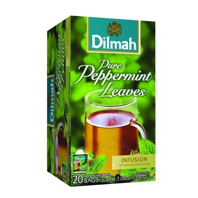 Dilmah Pure Peppermint Leaves 1