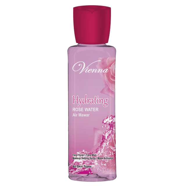 Vienna Hydrating Rose Water 1