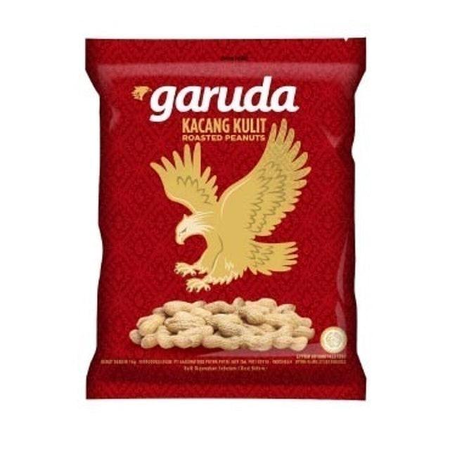Garudafood Putra Putri Jaya Garuda Kacang Kulit Original 1