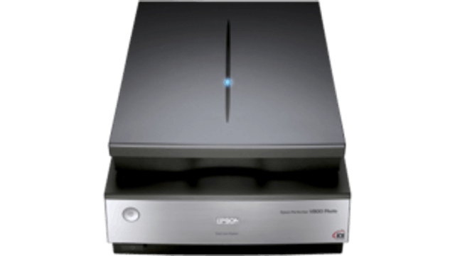 Epson Perfection Photo Color Scanner 1