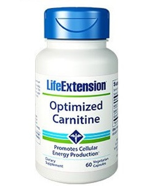 Life Extension  Optimized Carnitine 1