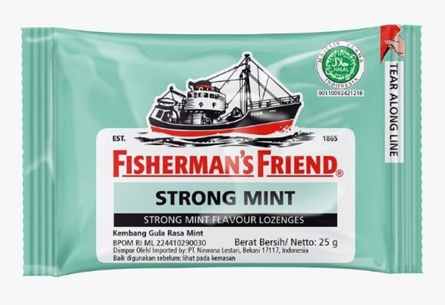 Fisherman's Friend Strong Mint 1