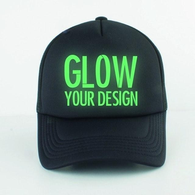 Topi Trucker Glow in the Dark 1