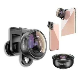 10 Rekomendasi Fisheye Lens Terbaik (Terbaru Tahun 2021) 1