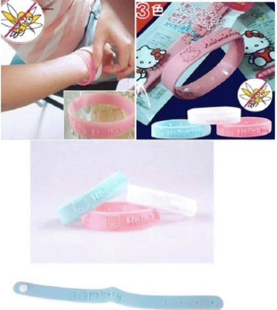 Gelang Antinyamuk Hello Kitty 1