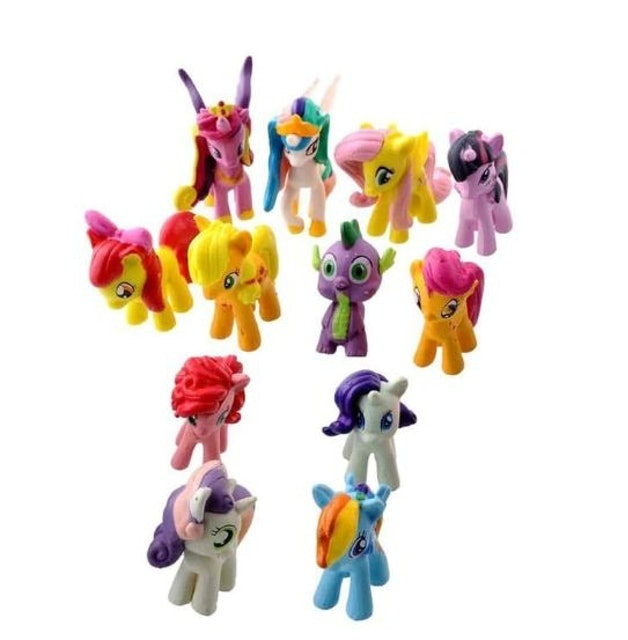 My Little Pony Set 12 pcs 1