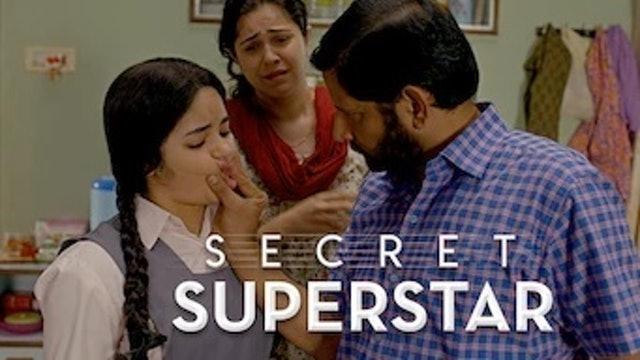 Zee Studios, Aamir Khan Productions Secret Superstar 1
