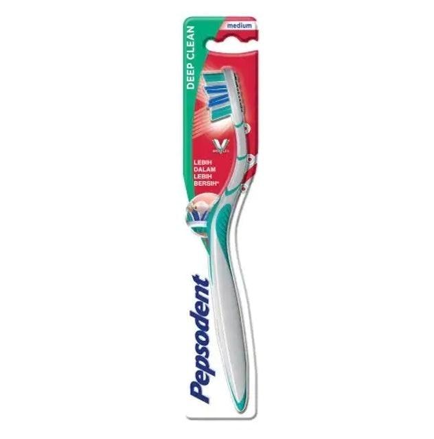 Unilever Pepsodent Deep Clean Medium 1