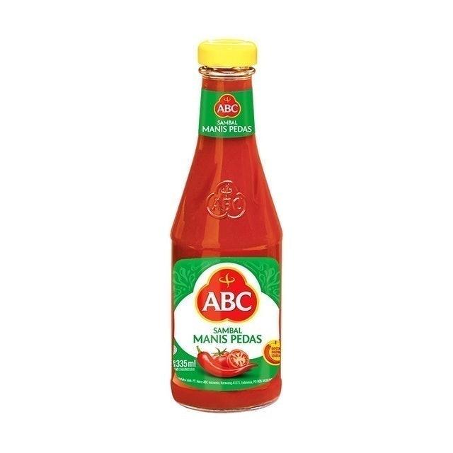 Heinz ABC  ABC Sambal Manis Pedas 1