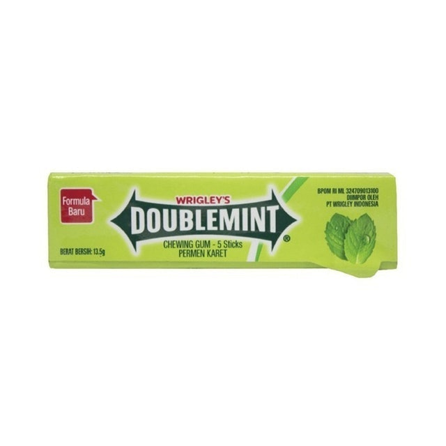 Wrigley's  Doublemint Chewing Gum 1