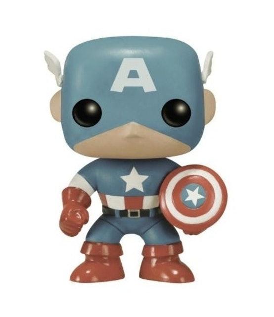 Funko Pop! Captain America - (Sepia) 1