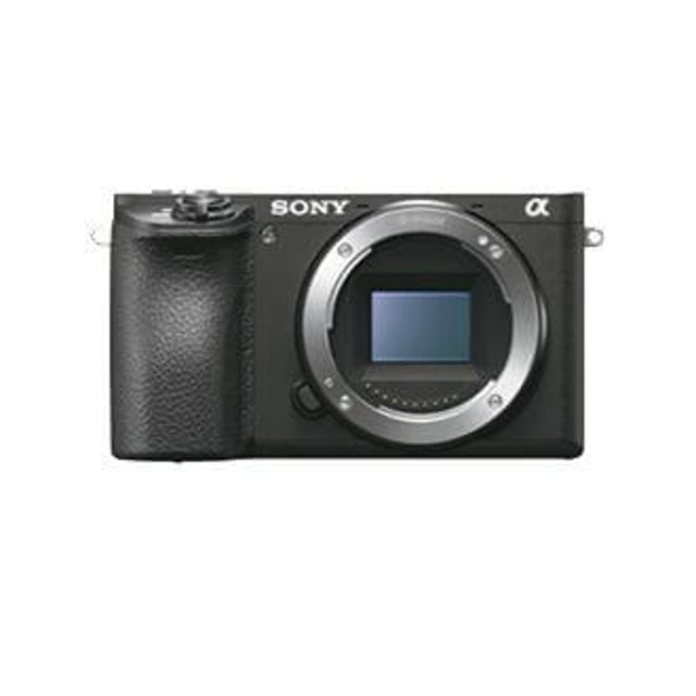 Sony Mirrorless α6500 1