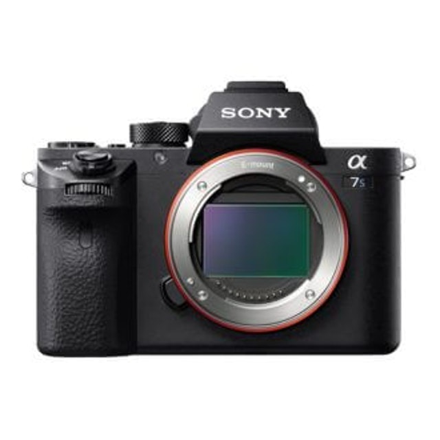 Sony Mirrorless α7S II 1