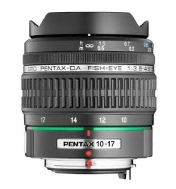 Ricoh Pentax DA 10-17mm Fish-Eye F3.5-4.5 ED (IF) 1