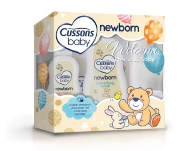 PZ Cussons Cussons Baby Newborn Gift Pack 1