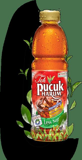 Mayora Teh Pucuk Harum Less Sugar 1