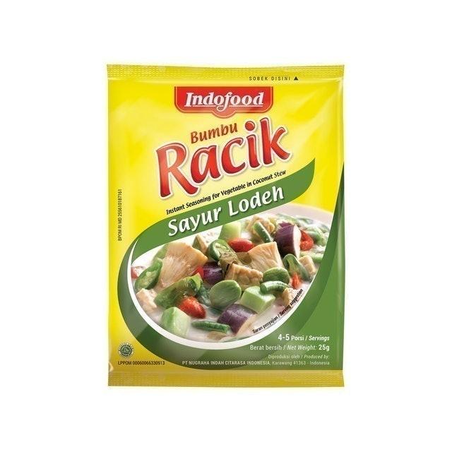 Indofood Bumbu Racik Sayur Lodeh 1