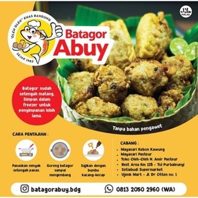 Batagor Abuy 1
