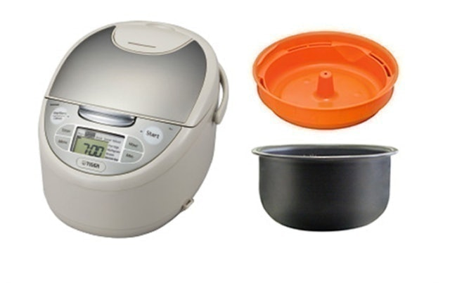 Tiger Microcomputer Controlled Rice Cooker 'tacook' 1