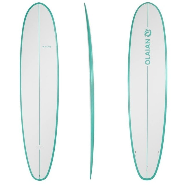 Decathlon  Olaian Surfboard 8'2 Epoxy Resin 1